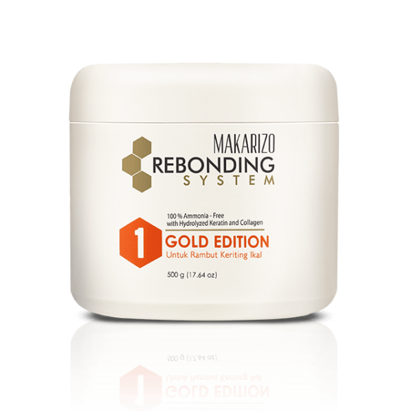 Rebonding System Step 1 Gold Edition
