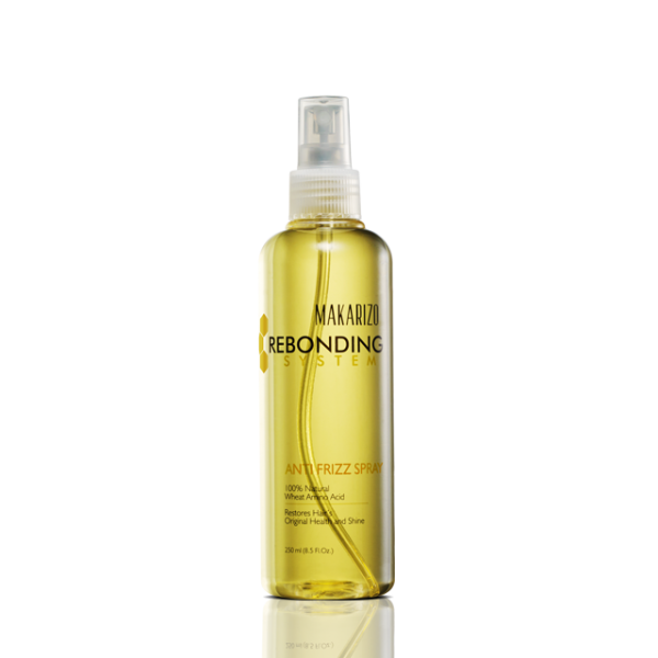 Rebonding System Anti Frizz Spray
