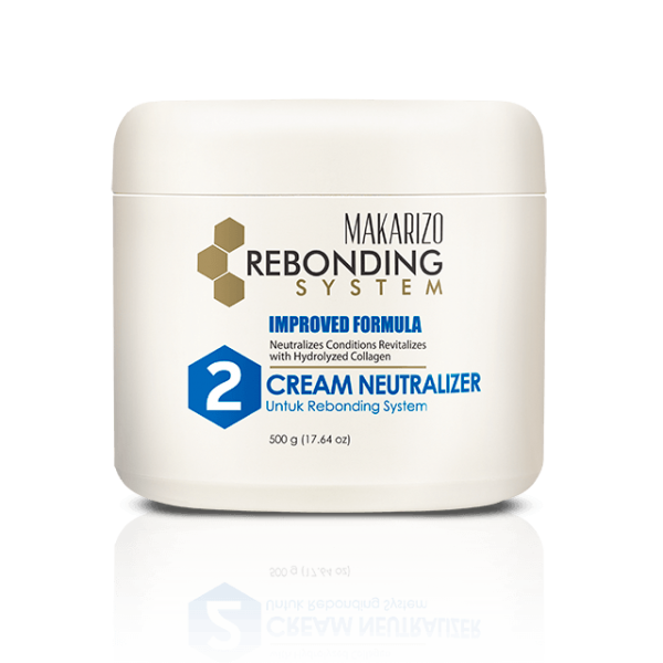 Rebonding System Step 2 Cream Neutralizer