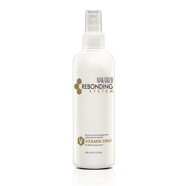 Rebonding System Vitamin Spray
