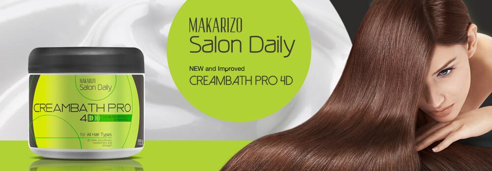 Salon daily hair care