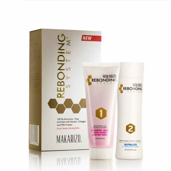 Rebonding System Tube Set For Extremely Curly Hair
